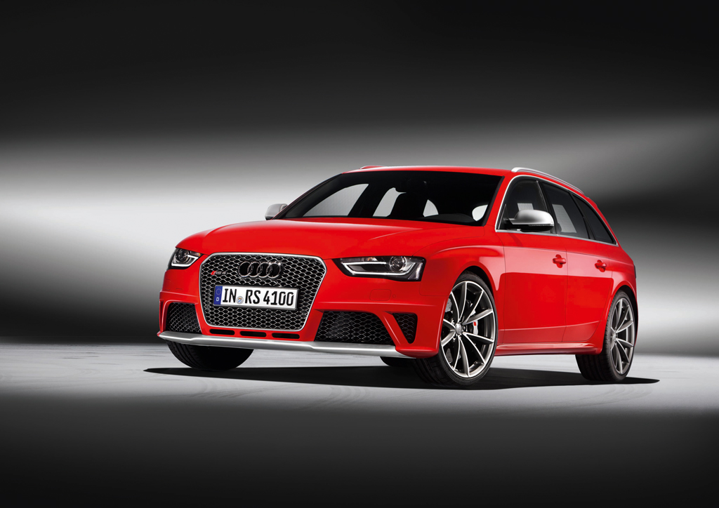 audi rs4 avant b8 officially revealed. Black Bedroom Furniture Sets. Home Design Ideas