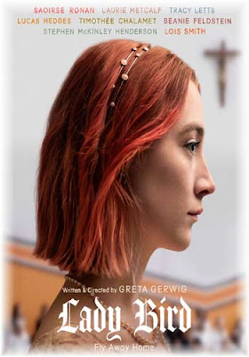 Lady Bird 2019 HDRip BluRay Dual Audio Hindi Dubbed Poster
