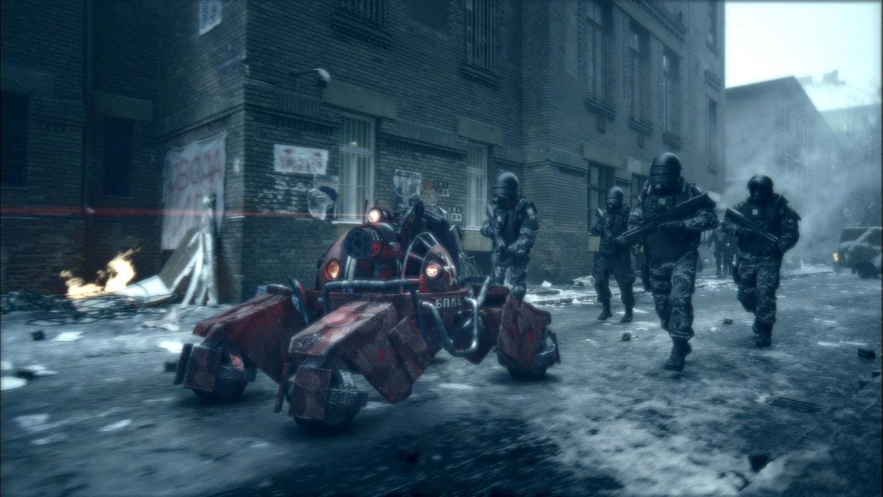 Ghost Recon Alpha - Official HD Film | Diversion Ocio