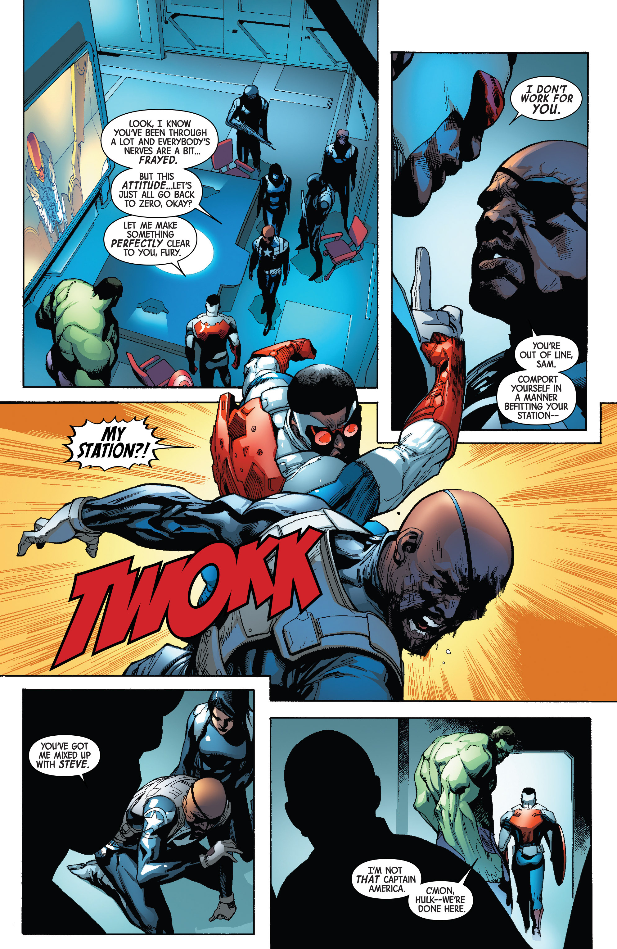 Read online Avengers & X-Men: AXIS comic -  Issue #4 - 7