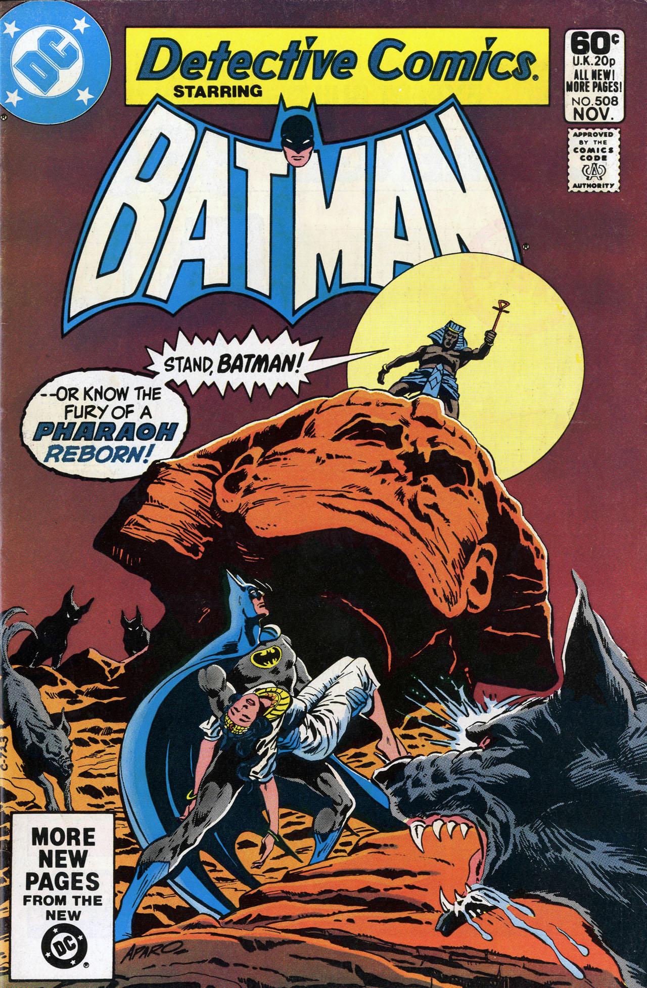 Detective Comics (1937) 508 Page 1