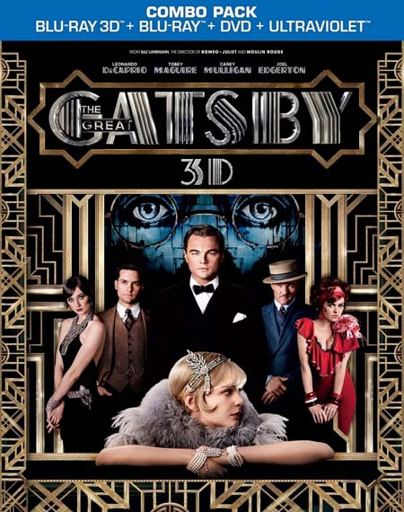 The Great Gatsby 2013 Hindi Dubbed Dual Audio BRRip 720p