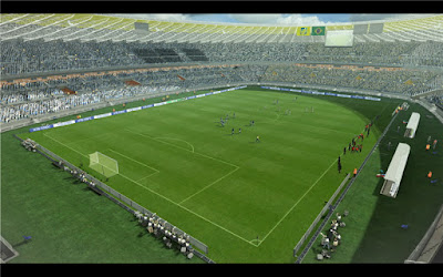 PES 2013 Estadio Mineirao FC Cruzeiro by Sevak