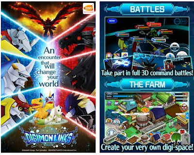 Download Digimon Links Global Apk Mod Terbaru Digimon Links Global v2.5.1 Mod Apk English (God Mode/High Damage/Anti Ban)