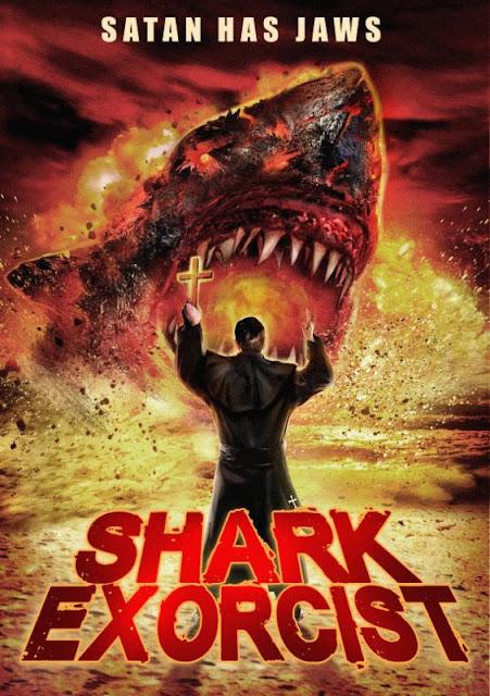 Shark Exorcist DVD cover
