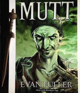 Portada del libro Mutt, de Evan Fuller