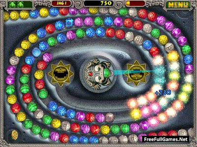 Zuma's Revenge PC Game Free Download Full Version