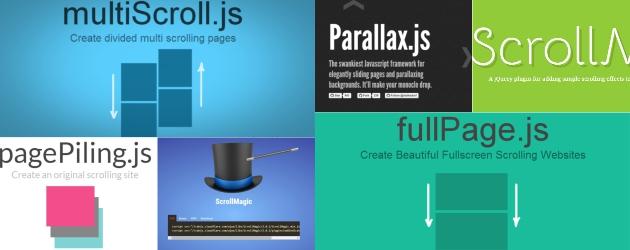 14+ Free Excellent jQuery Parallax Scrolling Plugins | DesignTuts+