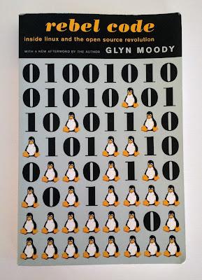 Повстанський Код. Глін Муді (Rebel code. Glyn Moody)