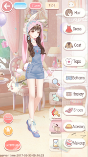 Chapter 8: Kota Bulan Yang Misterius Love Nikki Dress Up Queen 1