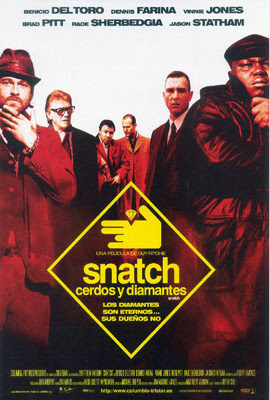 Snatch: cerdos y dimantes - Cartel