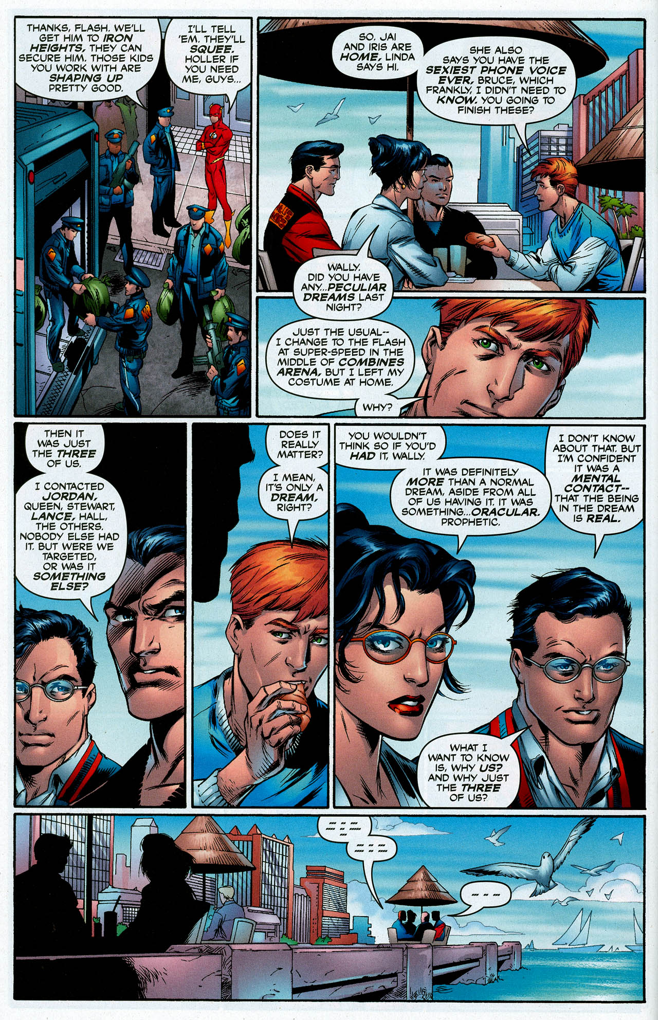 Read online Trinity (2008) comic -  Issue #1 - 16
