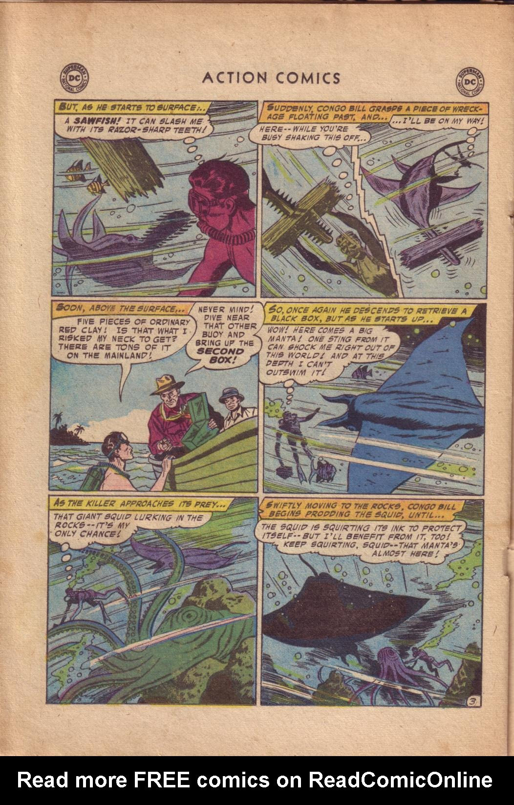 Read online Action Comics (1938) comic -  Issue #232 - 20