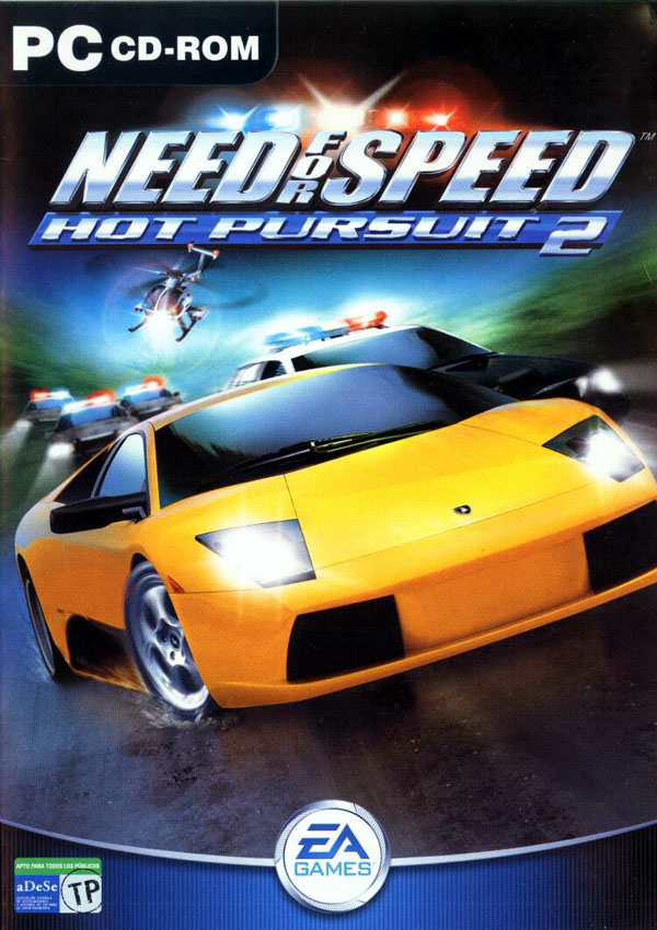 Need For Speed Hot Pursuit 2 Download Cover Free Game