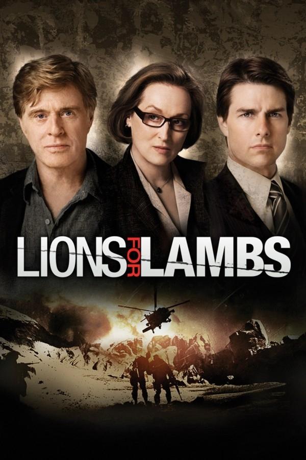 Khi Sư Tử Nổi Giận - Lions For Lambs (2007)