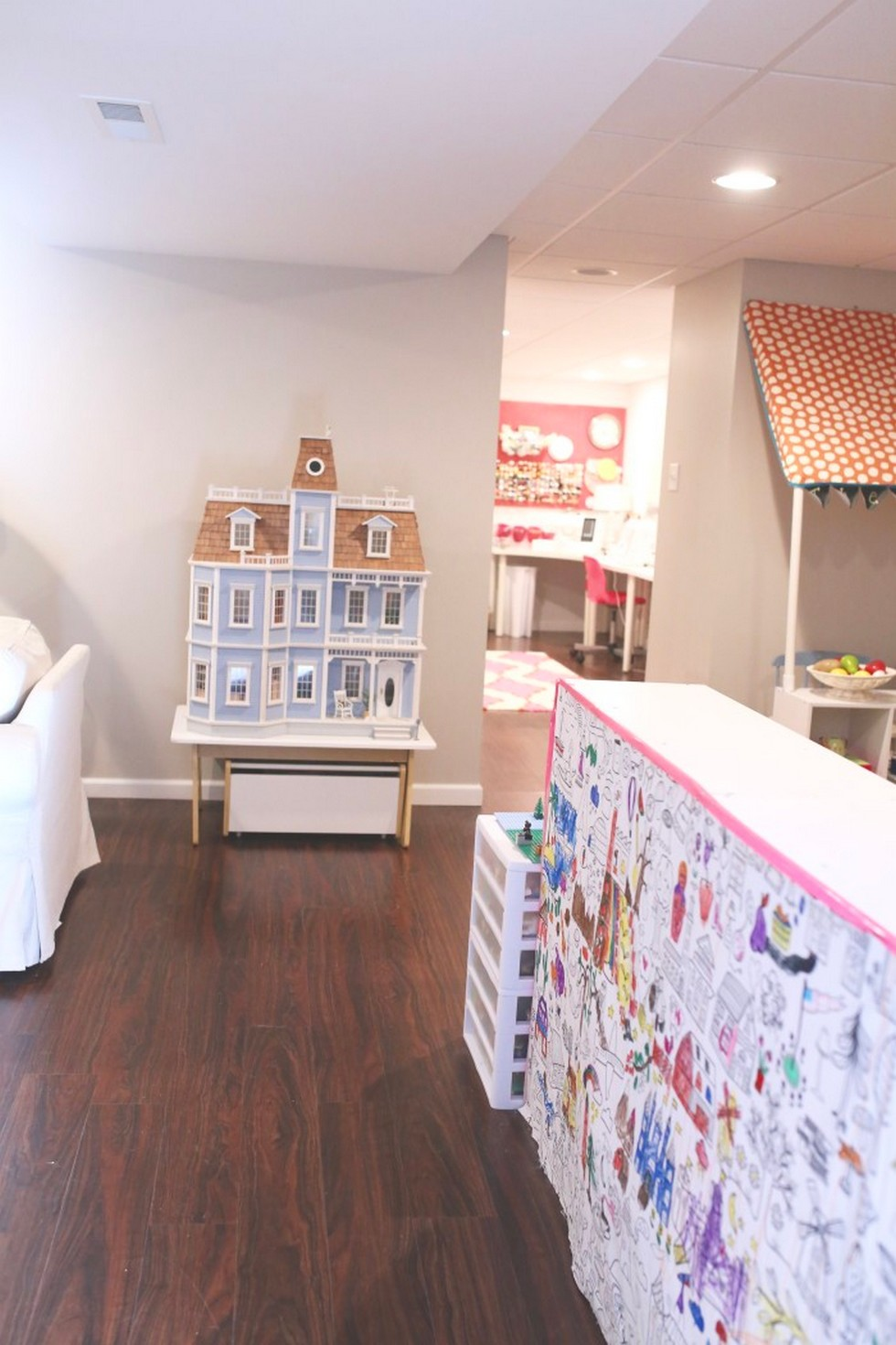Peerless Idea of Play Room Renovation Idea