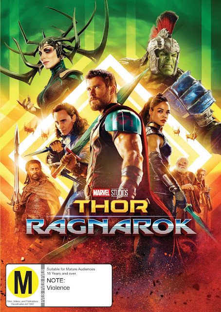 Win a copy of THOR RAGNAROK