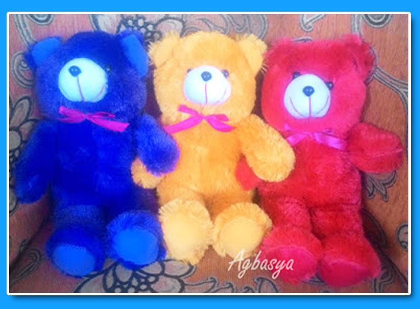 Boneka teddy bear imut