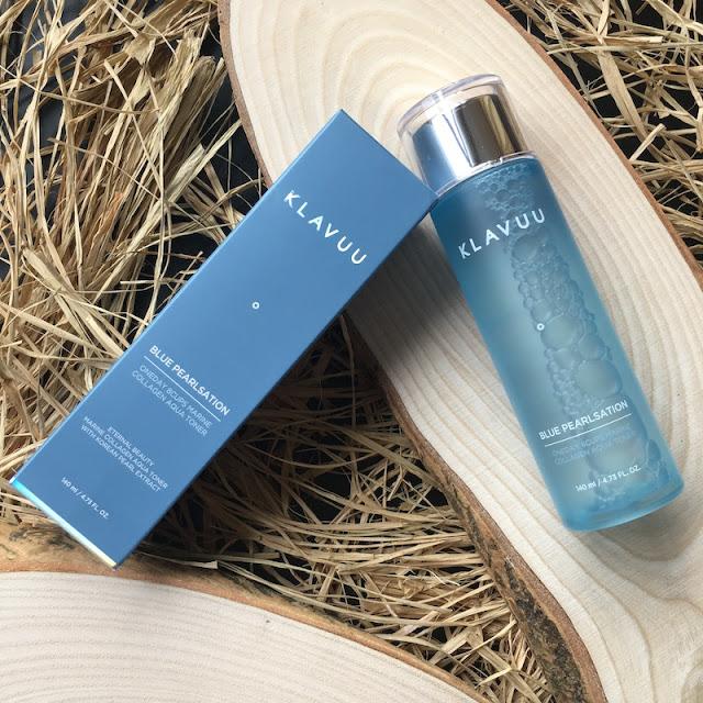 Klavuu Blue Pearlsation Marine Kolajen Aqua Tonik