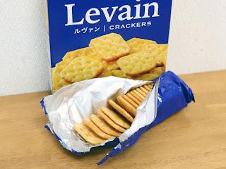 YBC Levain ルヴァン CRACKERS