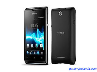 Tutorial Cara Flashing Sony Xperia E Dual C1605