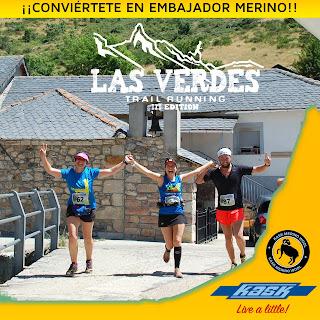 Clasificaciones Las Verdes Trail