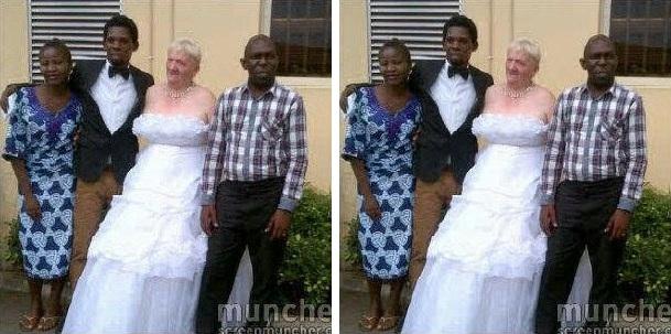 nigerian man marries white grandma