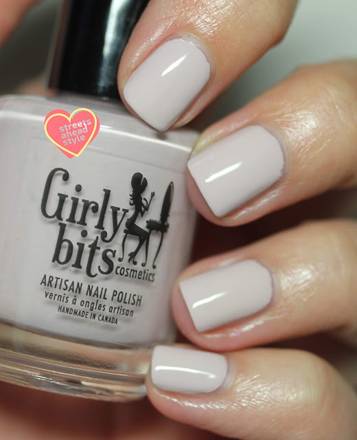 Girly Bits Strapless swatch by Streets Ahead Style