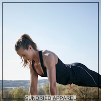 Sundried Ethical Apparel Sports Wear
