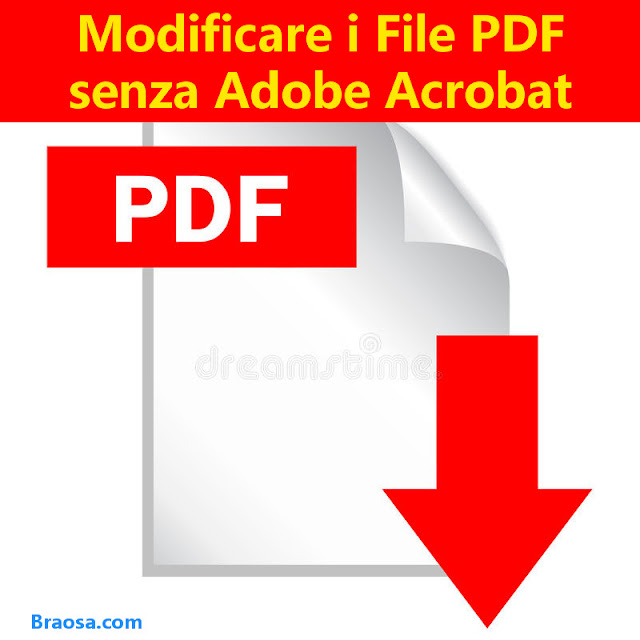 Come modificare i file PDF senza Adobe Acrobat