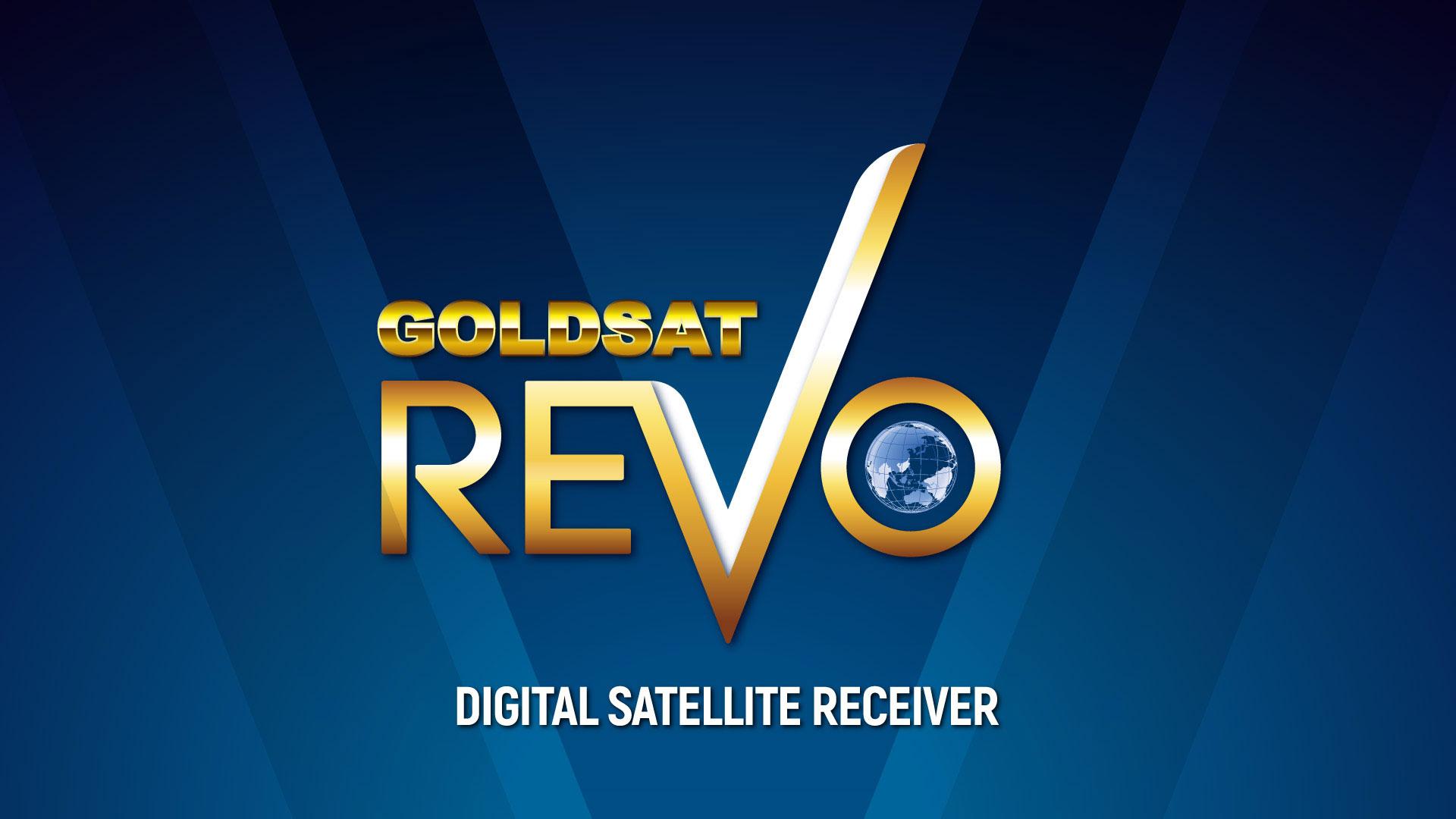 Download Firmware Goldsat Revo HD Update SW Receiver Terbaru