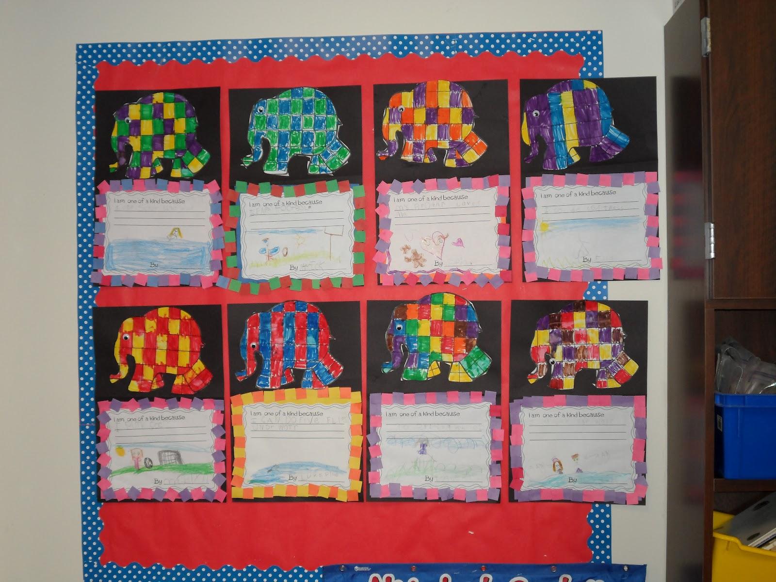 Mrs Pope S Kindergarten Elmer Week