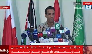 Allahu Akbar! Koalisi Arab Hancurkan Bengkel Drone Pemberontak Syiah Hutsi