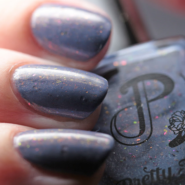 Pretty Jelly Nail Polish Black Friday