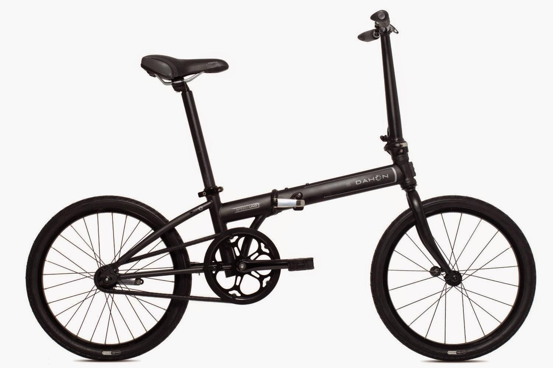 Exercise Bike Zone: Dahon Speed Uno Folding Bike, Shadow