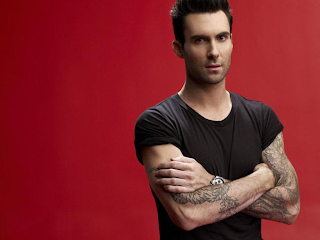 Adam Levine Wallpaper - Celebrities Wallpapers