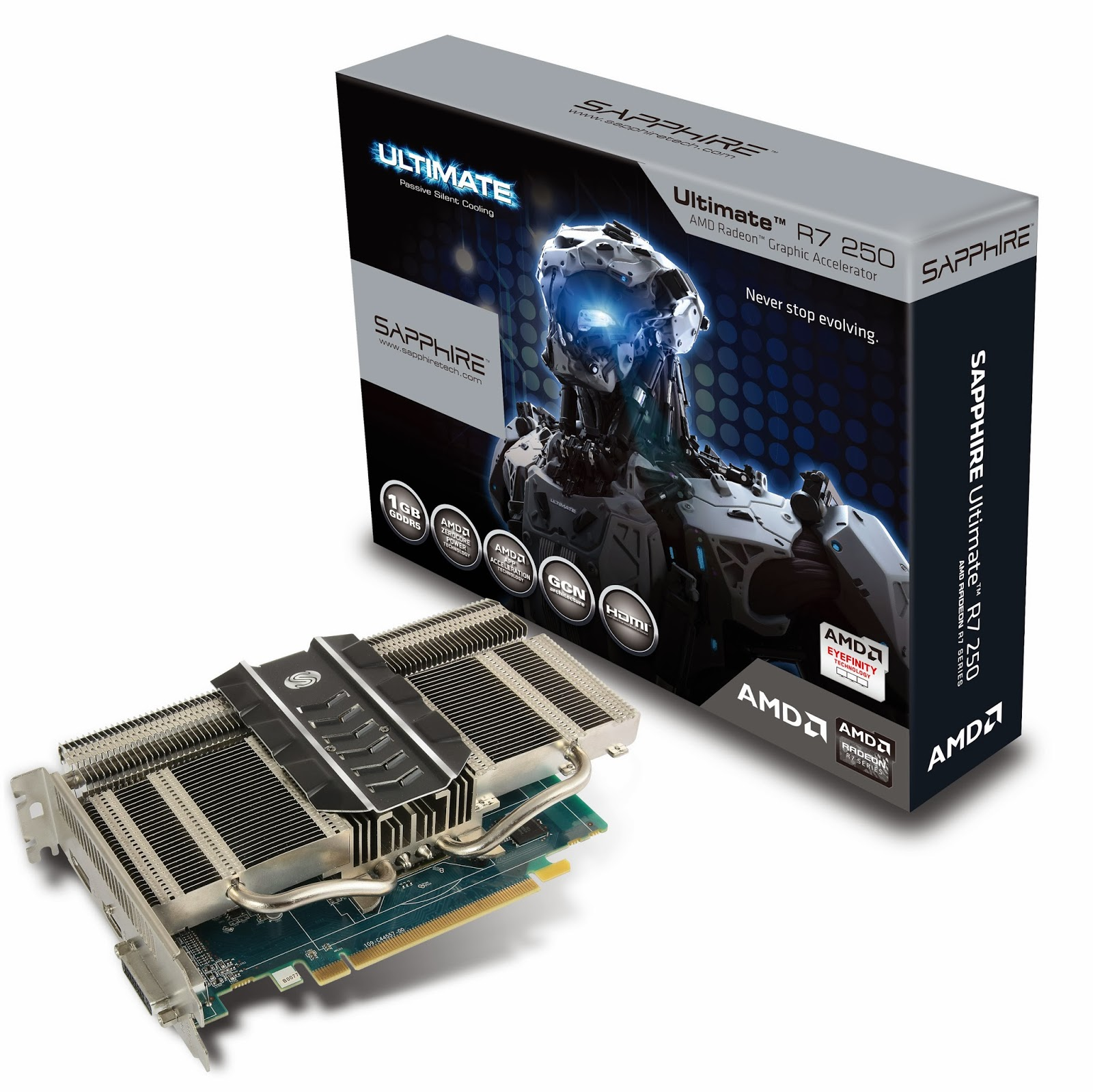 SAPPHIRE ULTIMATE IS FIRST SILENT R-SERIES CARD 5