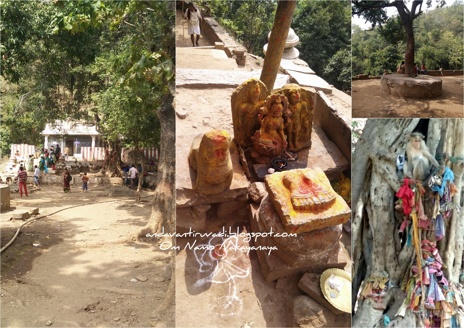 108 திவ்யதேசம், வடநாடு திவ்யதேசம், Vada Nadu Divya desams, சிங்கவேள்குன்றம்,அஹோபிலம், அஹோபில யாத்திரை, AHOBILAM NAVA NARASIMHA TEMPLE, கண்ணுக்கினியன கண்டோம் 15