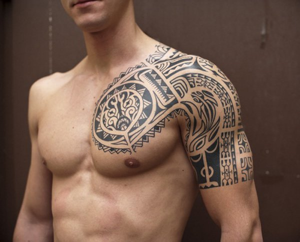 Awesome Sleeve Tattoos For Men
