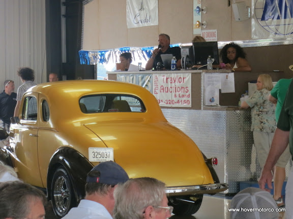Hover Motor Company 2015 Vette City Classic Collector Car Auction