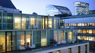 The Reluctant Hotel Inspector:  Apex London Wall Hotel