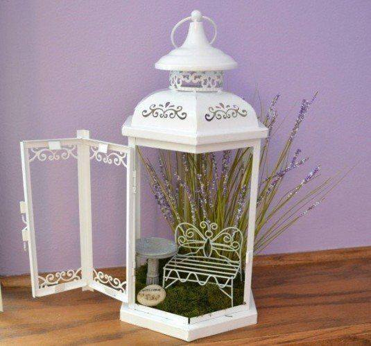Nekoliko Prelepih Ideja Za Mini Vrtove