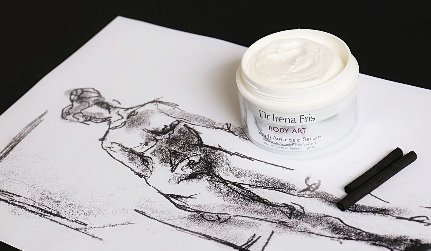 Dr Irena Eris Body Art Bogate serum antiaging