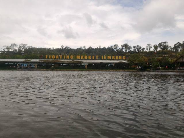 Floating Market Lembang - Jawa Barat