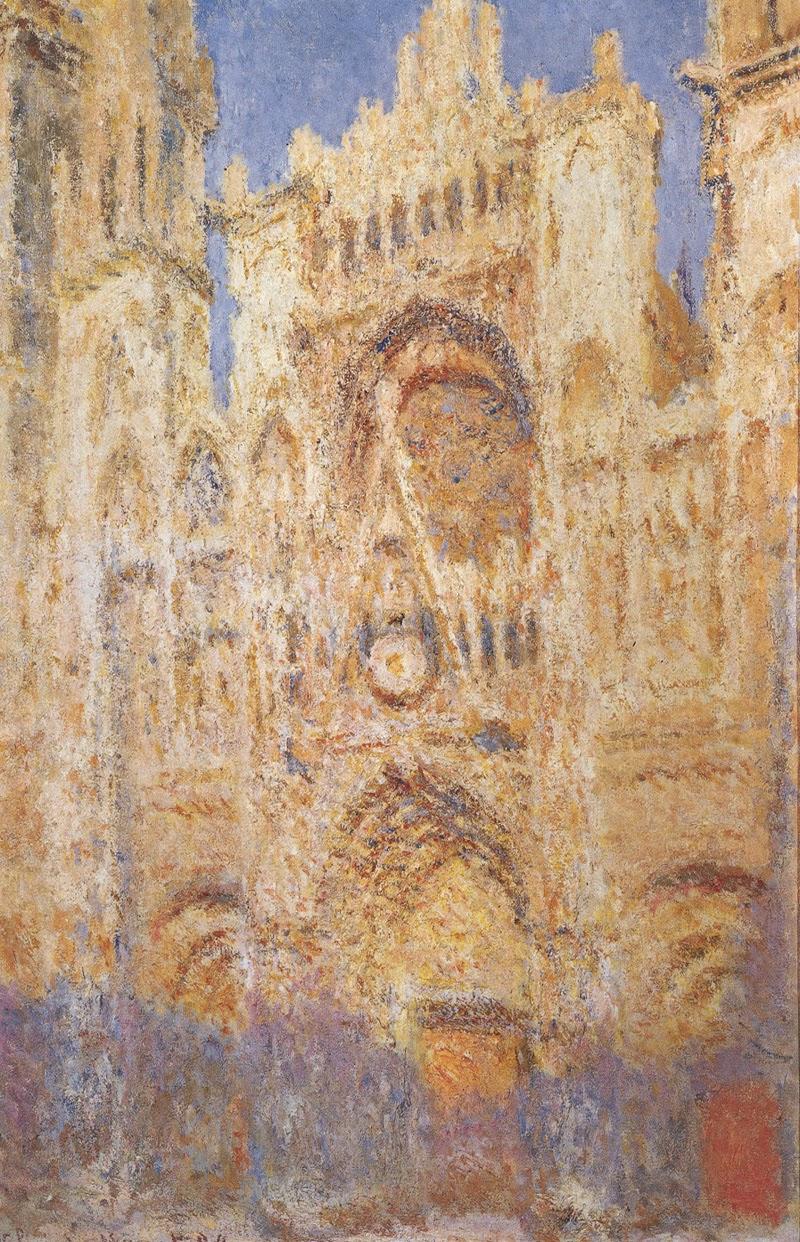 ART & ARTISTS: Claude Monet - part 20 1891 - 1893 (1894)