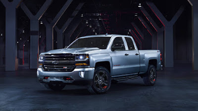 A Closer Look at the Redline Silverado