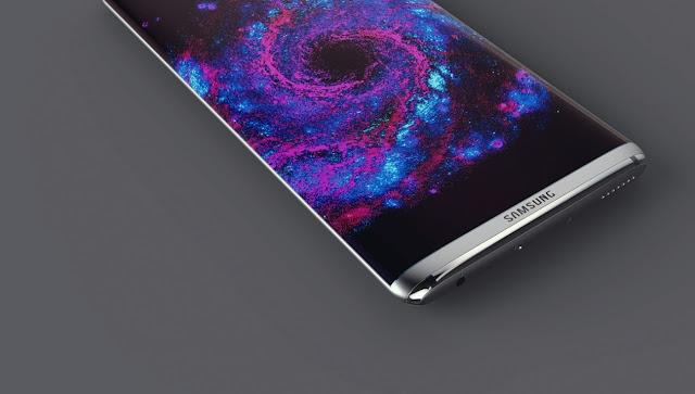 Samsung Galaxy S8 sẽ có thiết kế bỏ nút Home