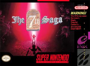 7th Saga (Br) [ SNES ]