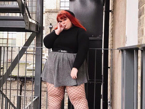 FAT GIRLS SCARE PEOPLE