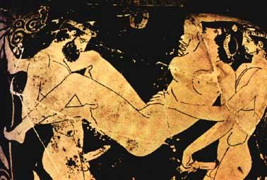 Resultado de imagem para pornografia grecia antiga